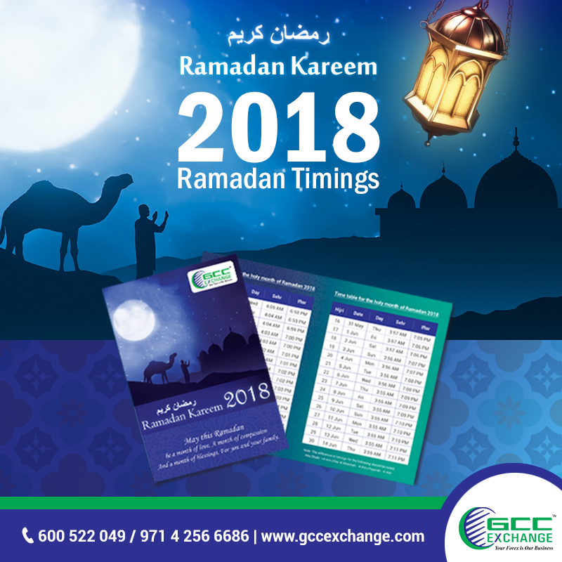 Dos and Dont's During Ramadan Timings in Dubai, UAE